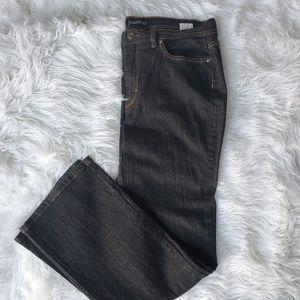 Jeanstar sz 14 petite jeans dark blue